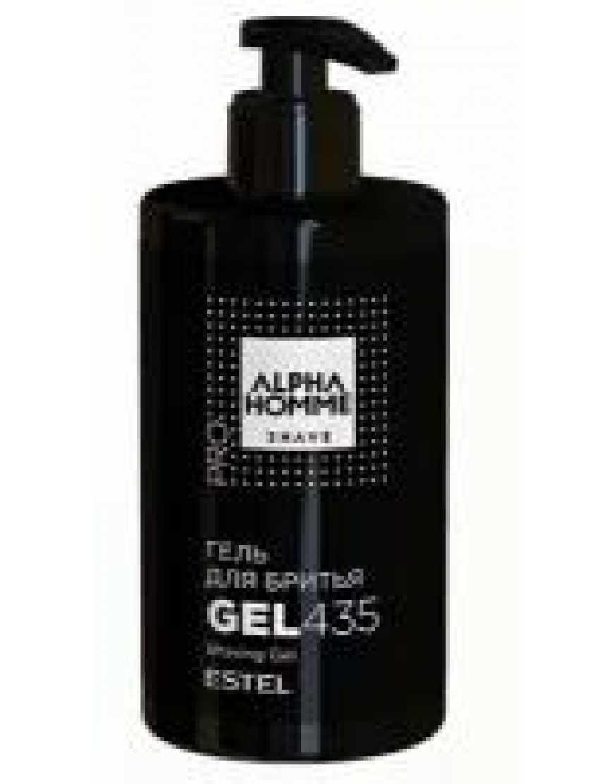 ESTEL Гель для бритья Alpha Homme 435 мл