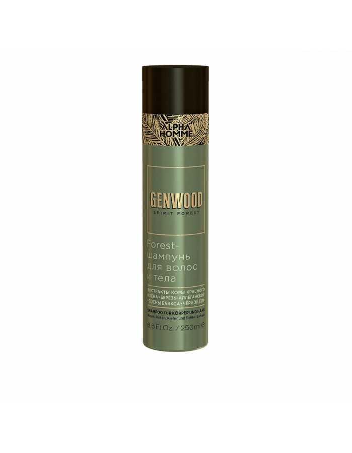 Estel Genwood Forest-шампунь для волос и тела, 250 мл