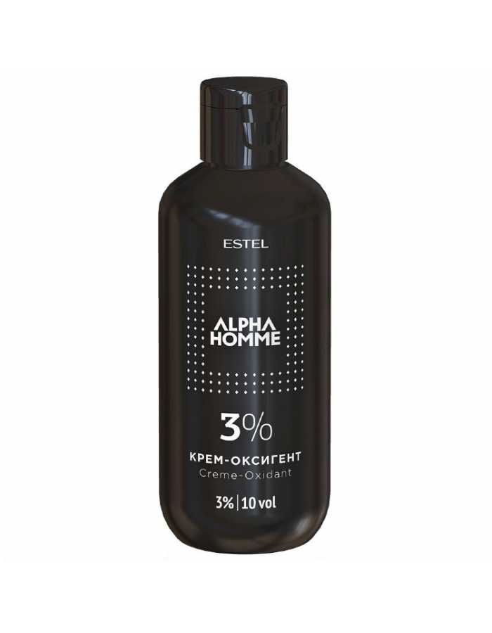 ESTEL ALPHA HOMME Крем-оксигент 3%