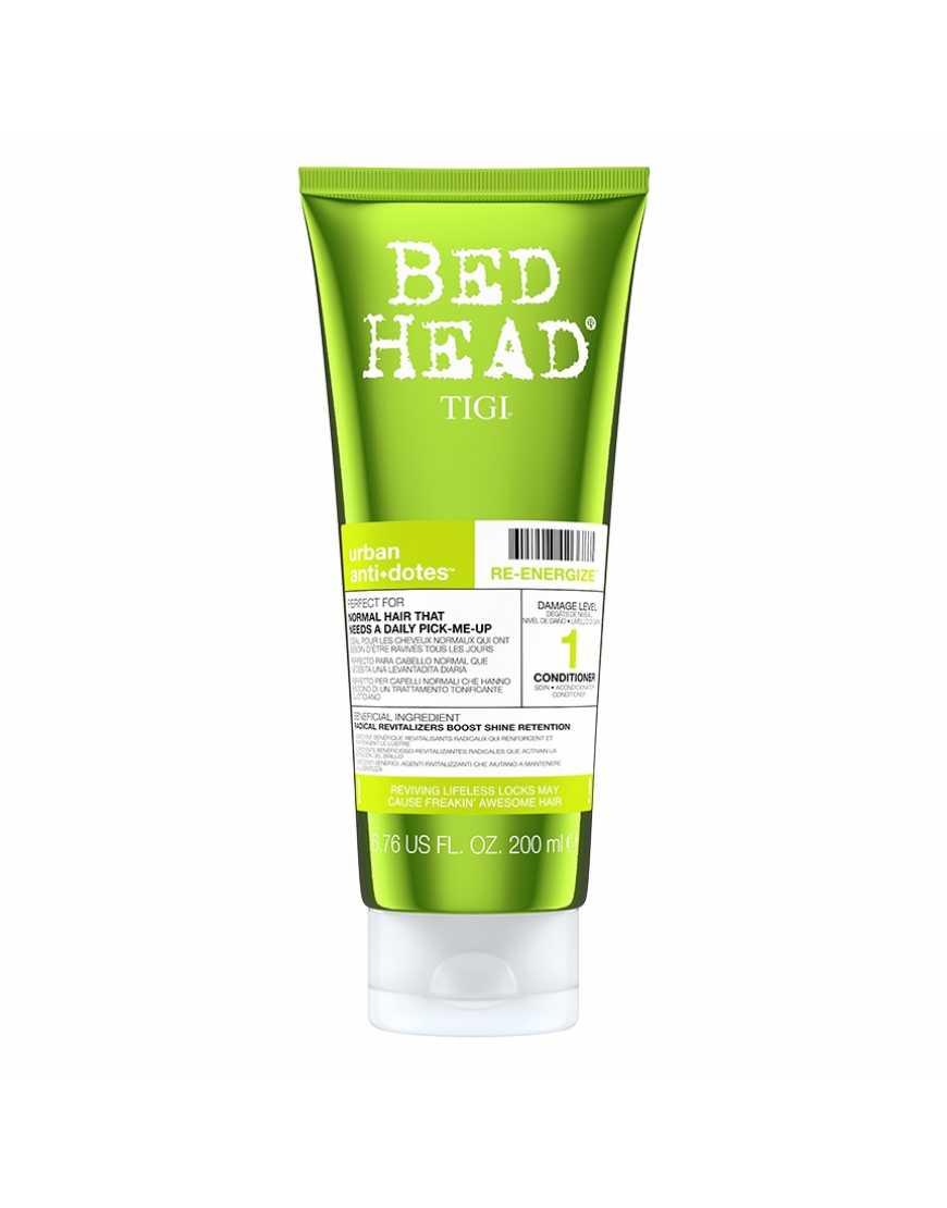 TIGI Bed Head Urban Anti   dotes Re-Energize Кондиционер для нормальных волос уровень 1, 200 мл