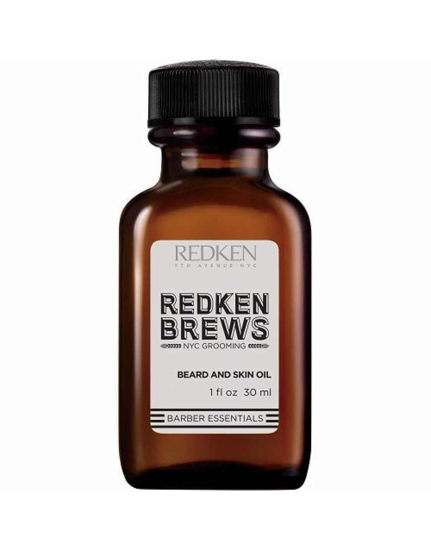 Масло REDKEN BREWS для бороды и кожи лица, 30 мл