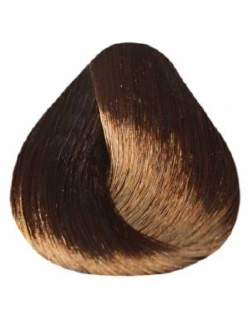 Estel Краска-уход De Lux 6/47 темно-русый медно-коричневый 60 мл