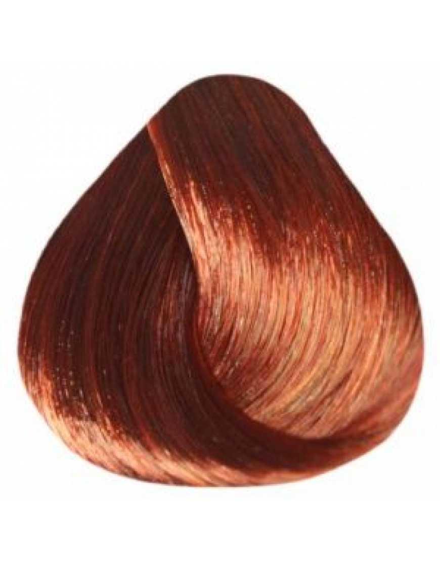 Estel Краска-уход De Lux 6/5 темно-русый красный 60 мл