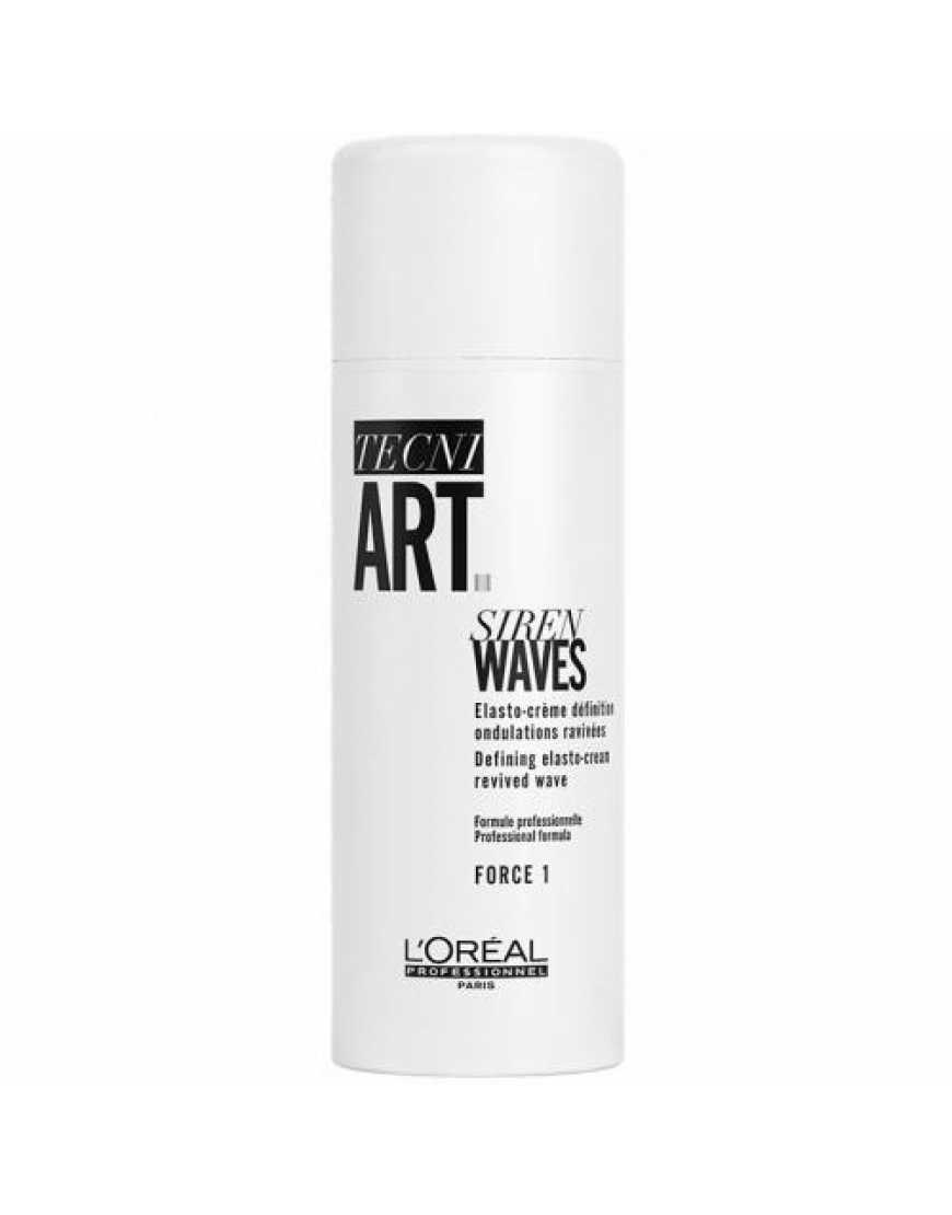 Крем L'Оreal Professionnel Tecni.Art Siren Waves для создания четко очерченных и упругих локонов, 150 мл