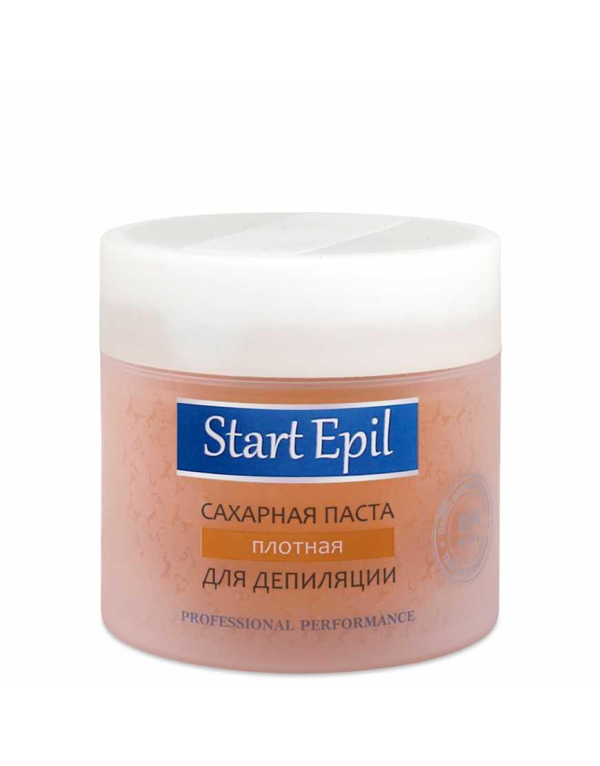 Start Epil 2020 Сахарная паста плотная 400 гр.