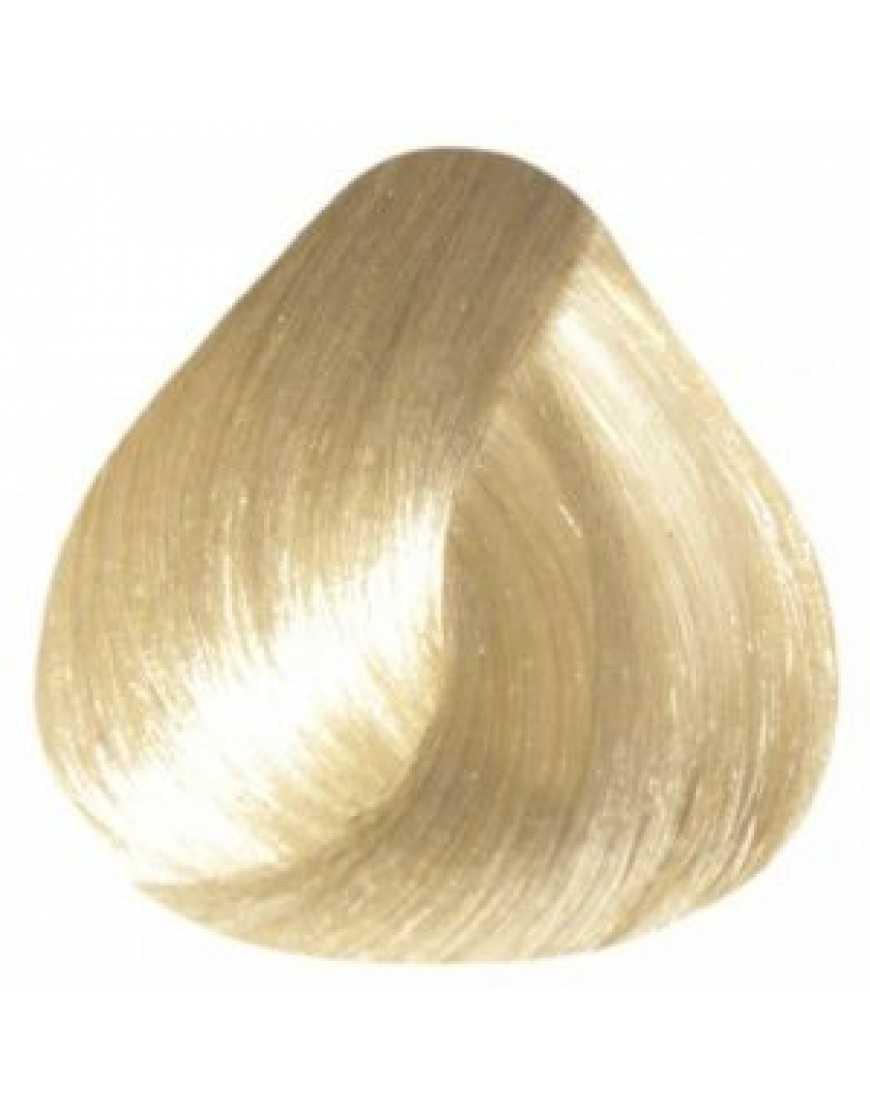 Estel Краска-уход De Lux 10/01 светлый блондин, натурально-пепельный 60мл
