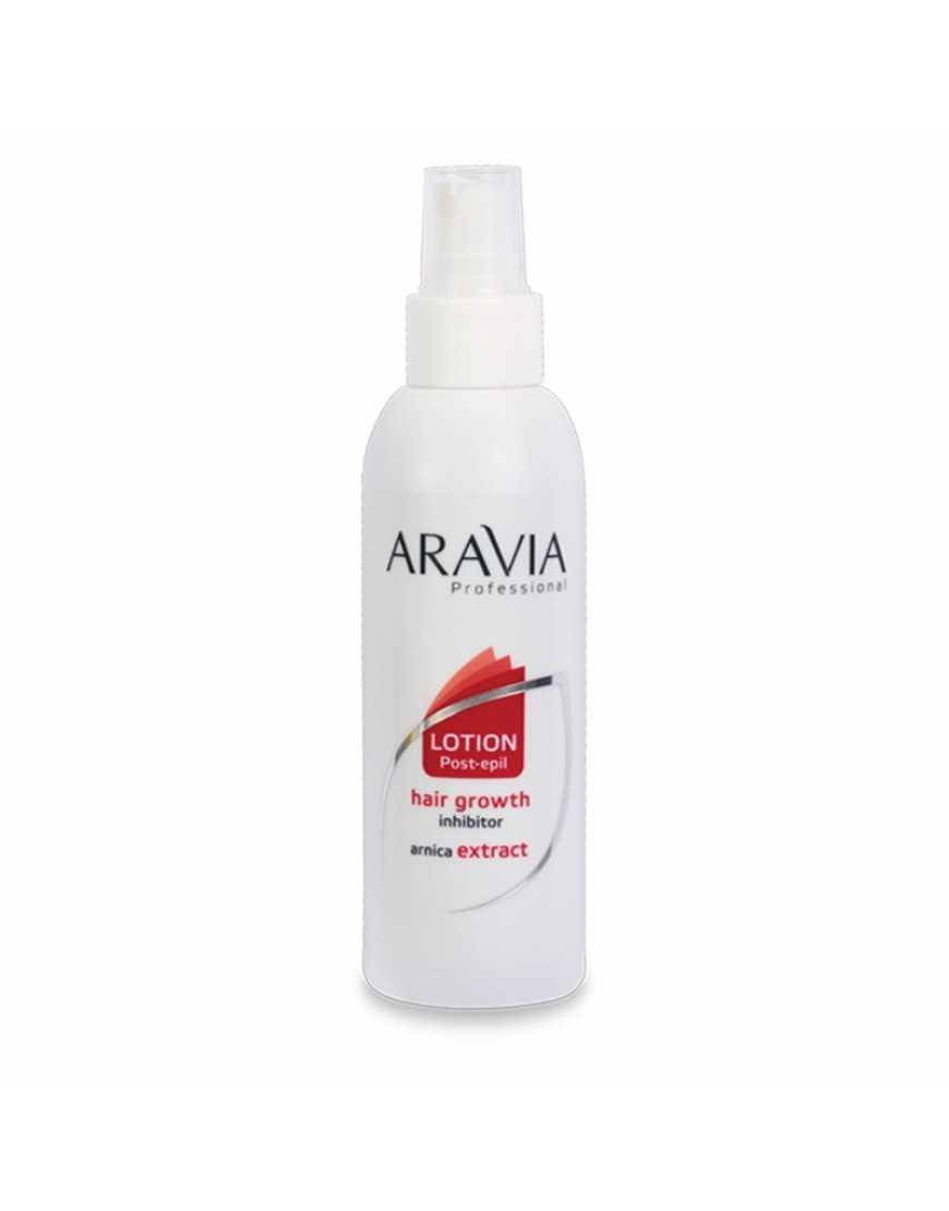 Aravia Professional Лосьон для замедления роста волос с экстратом арники, 150 мл