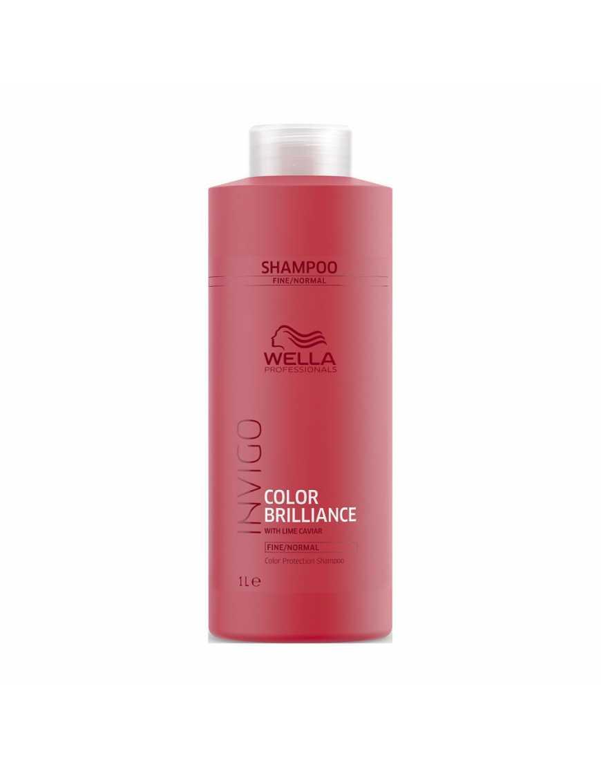 WELLA INVIGO  Шампунь для защиты цвета окрашенных нормальных и тонких волос 1000 мл