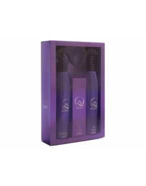 ESTEL Набор Q3 OIL RICH для процедуры экранирования волос