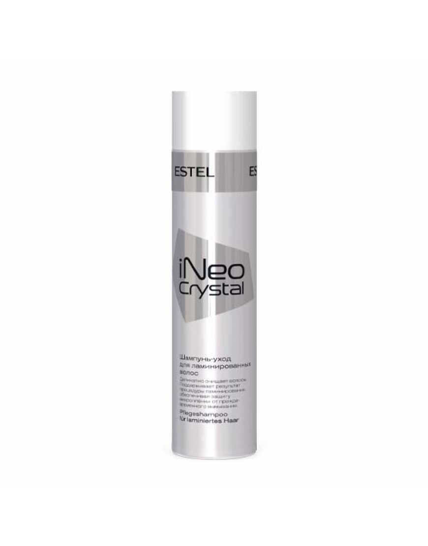 ESTEL Шампунь-уход для ламинированных волос iNeo-Crystal, 250 мл