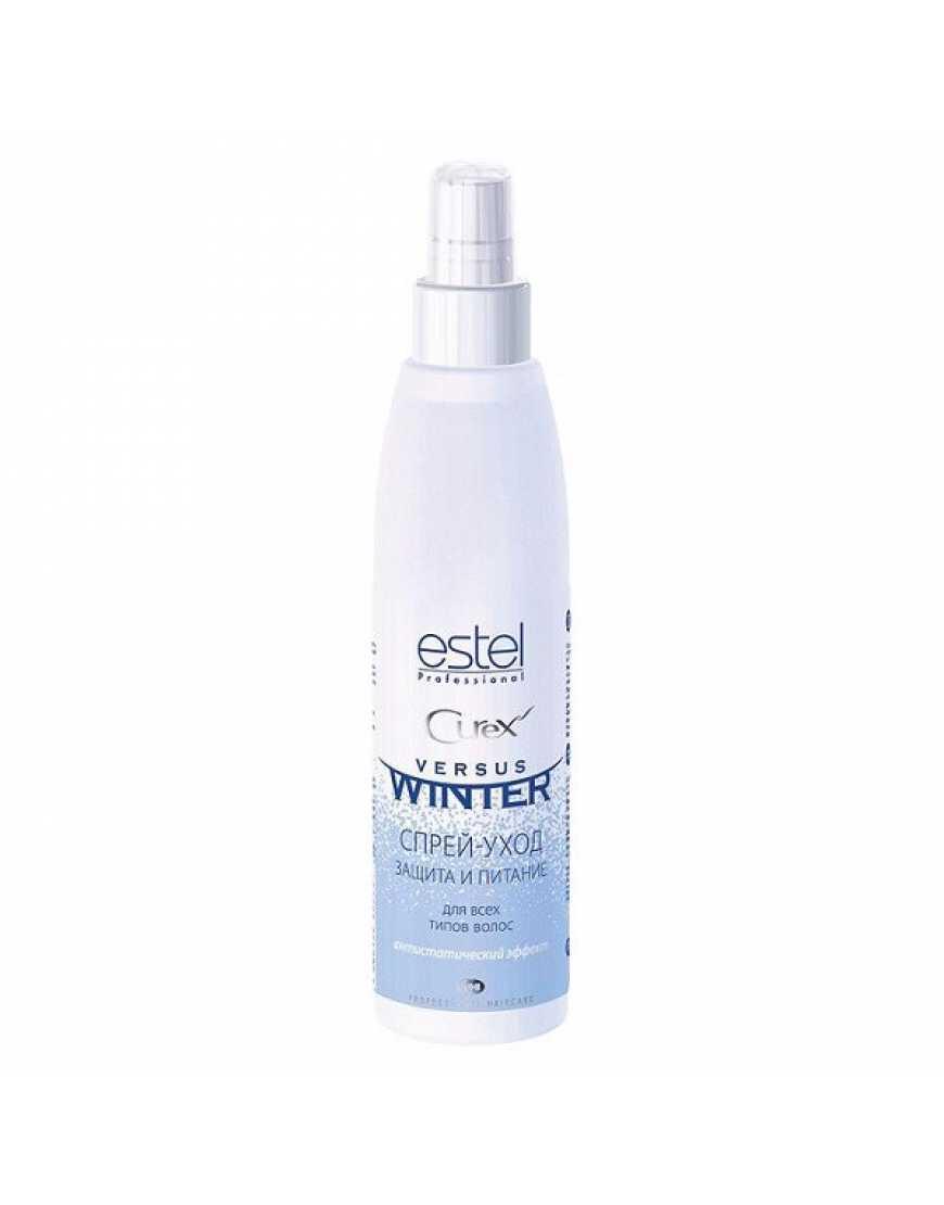 ESTEL Winter Спрей-уход для волос-защита и питание с антистатическим эффектом 200мл