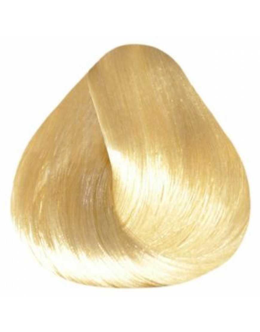 Estel Крем-краска для волос 10/7 DeLux Silver, светлый блондин коричневый 60 мл