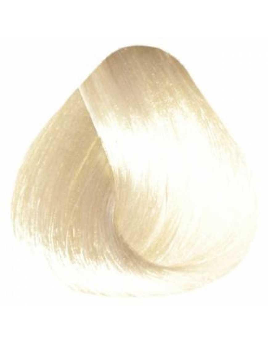 Estel Крем-краска для волос 10/76 DeLux Silver, светлый блондин коричневыйо-фиолетовый для 100% седины 60 мл