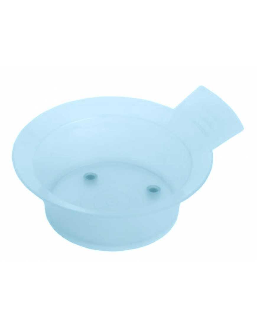 Миска Dewal JPP052D голубая  для окрашивания 300 мл