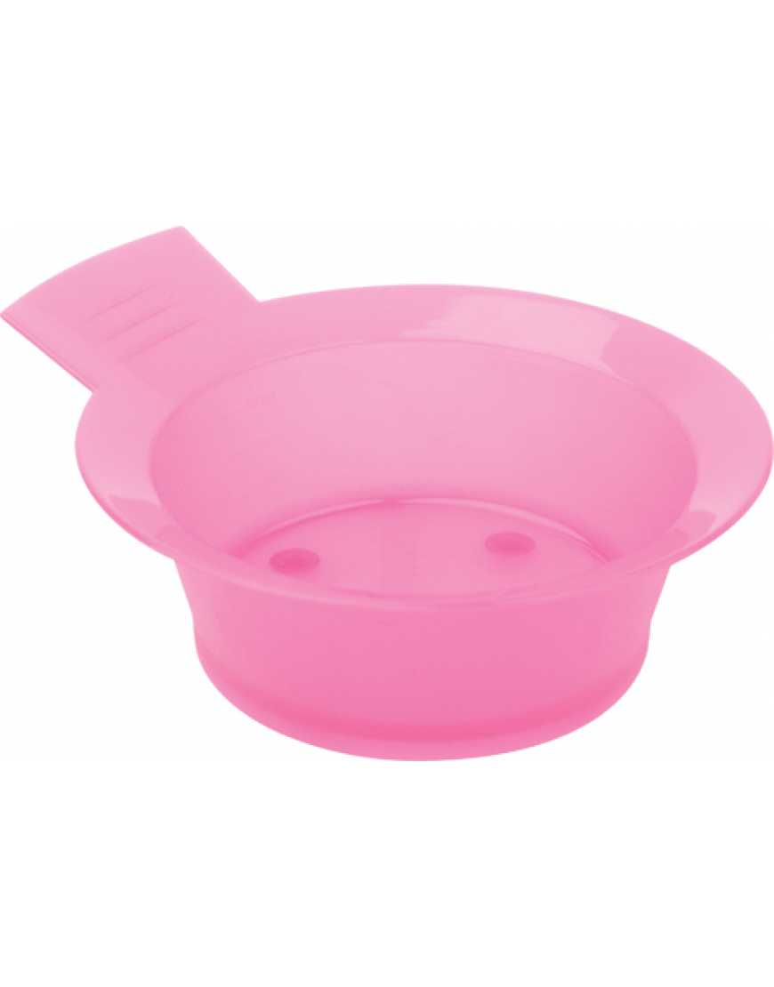 Миска Dewal JPP052P розовая для окрашивания  300 мл