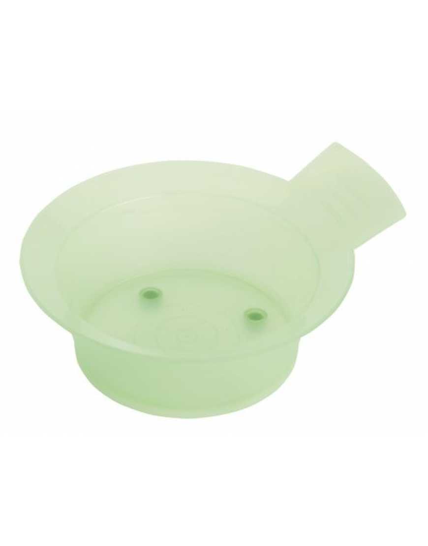 Миска Dewal JPP052F зеленая для окрашивания  300 мл Dewal