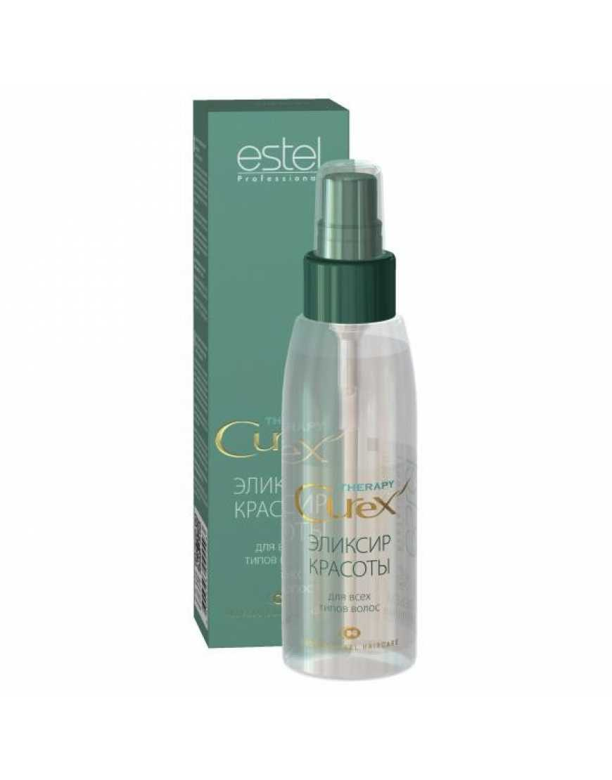 ESTEL Curex Therapy Эликсир красоты для всех типов волос, 100 мл