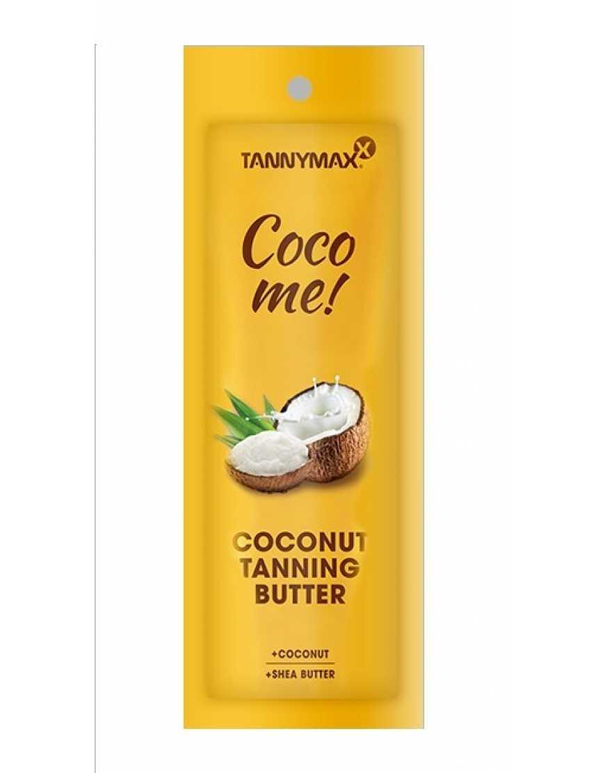 Tannymaxx Coco me! Матовое СПА-масло для загара в солярии и на солнце, 15 мл