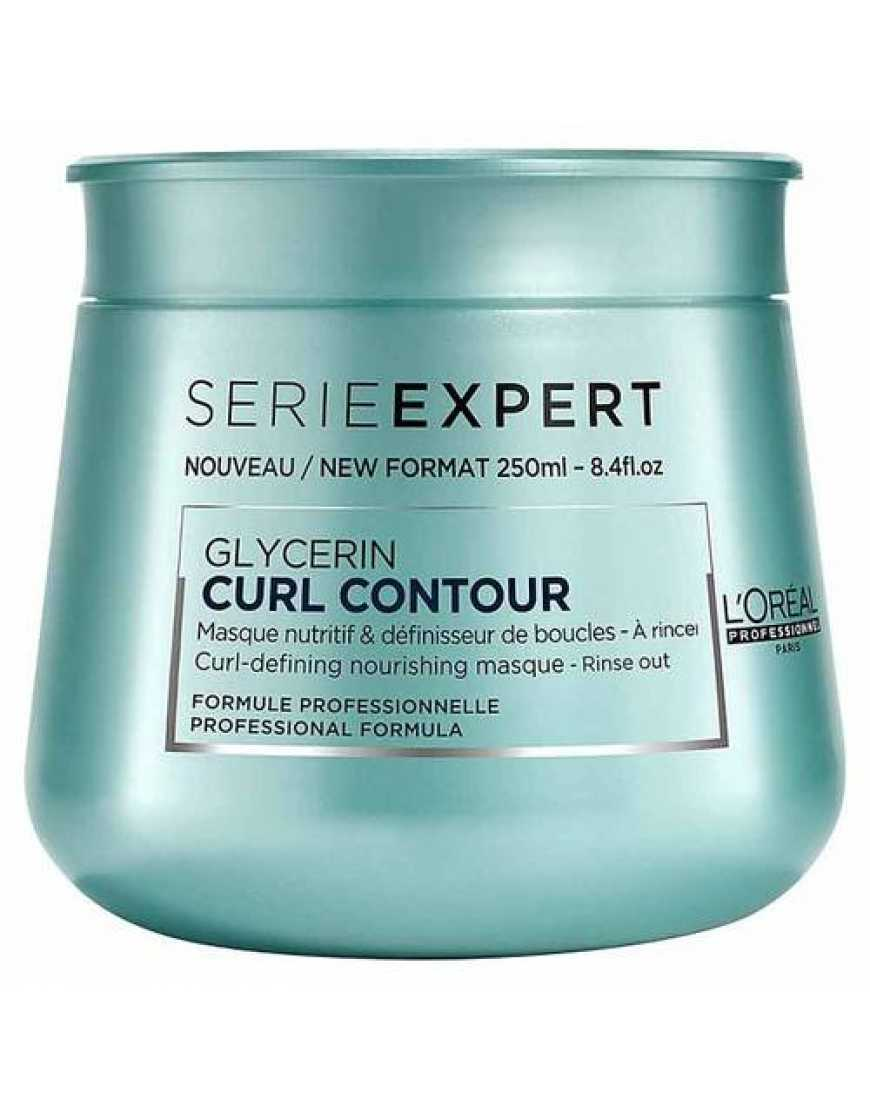 L'Oreal Professionnel Curl Waves Contour Маска для вьющихся волос, 250 мл