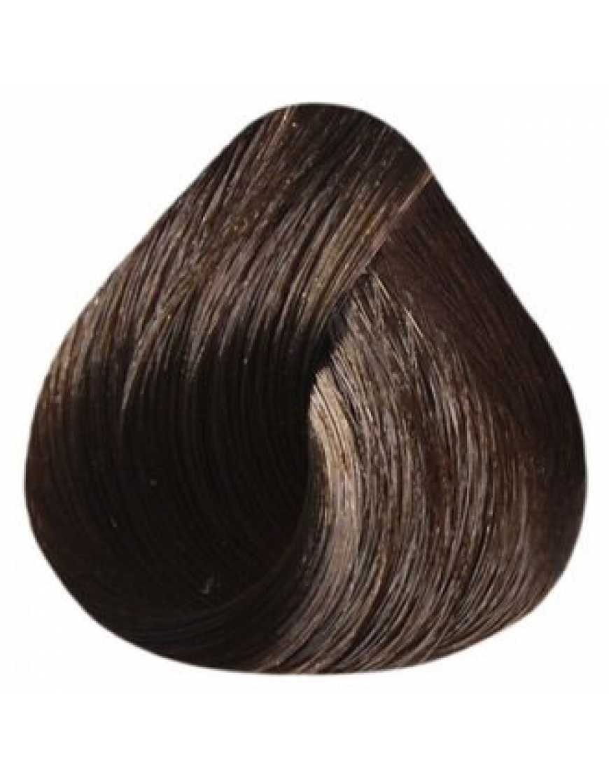 Estel Крем-краска для волос 6/37 DeLux Silver, темно-русый золотисто-коричневый 60 мл