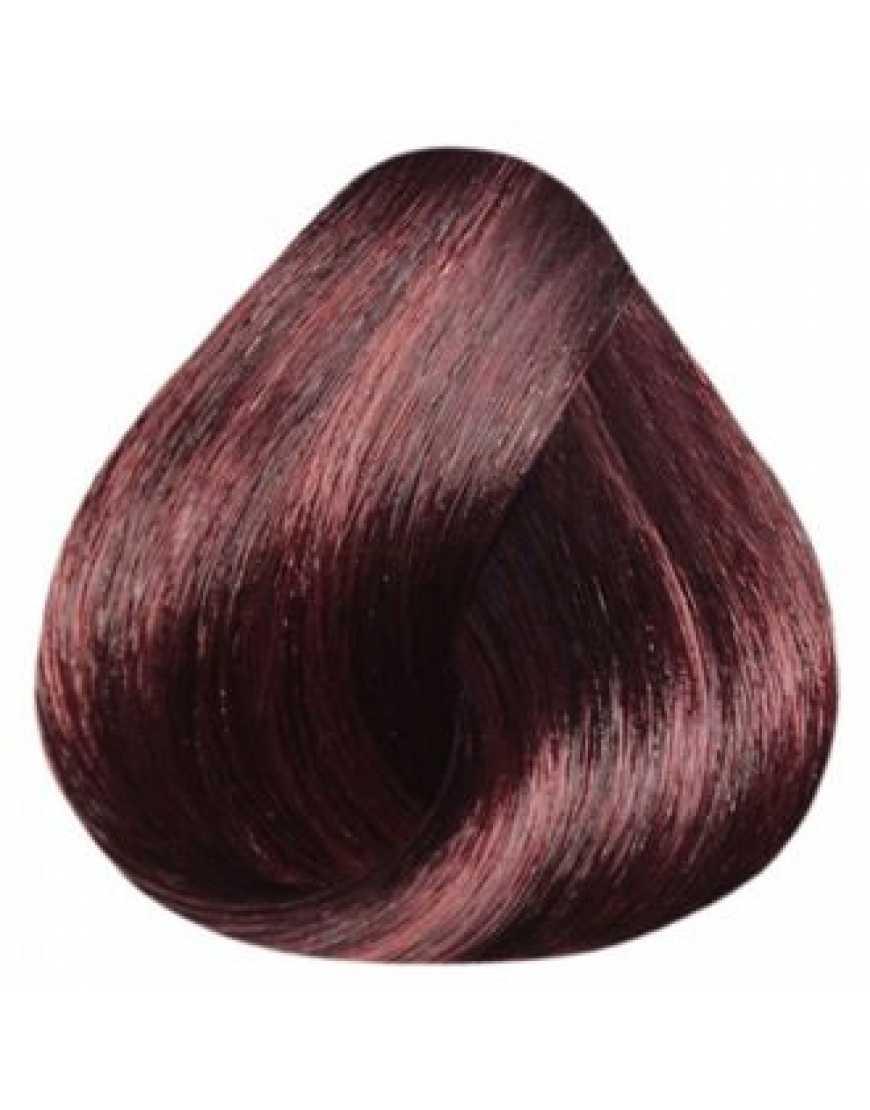 Estel Крем-краска для волос 6/56 DeLux Silver, темно-русый красно-фиолетовый 60 мл
