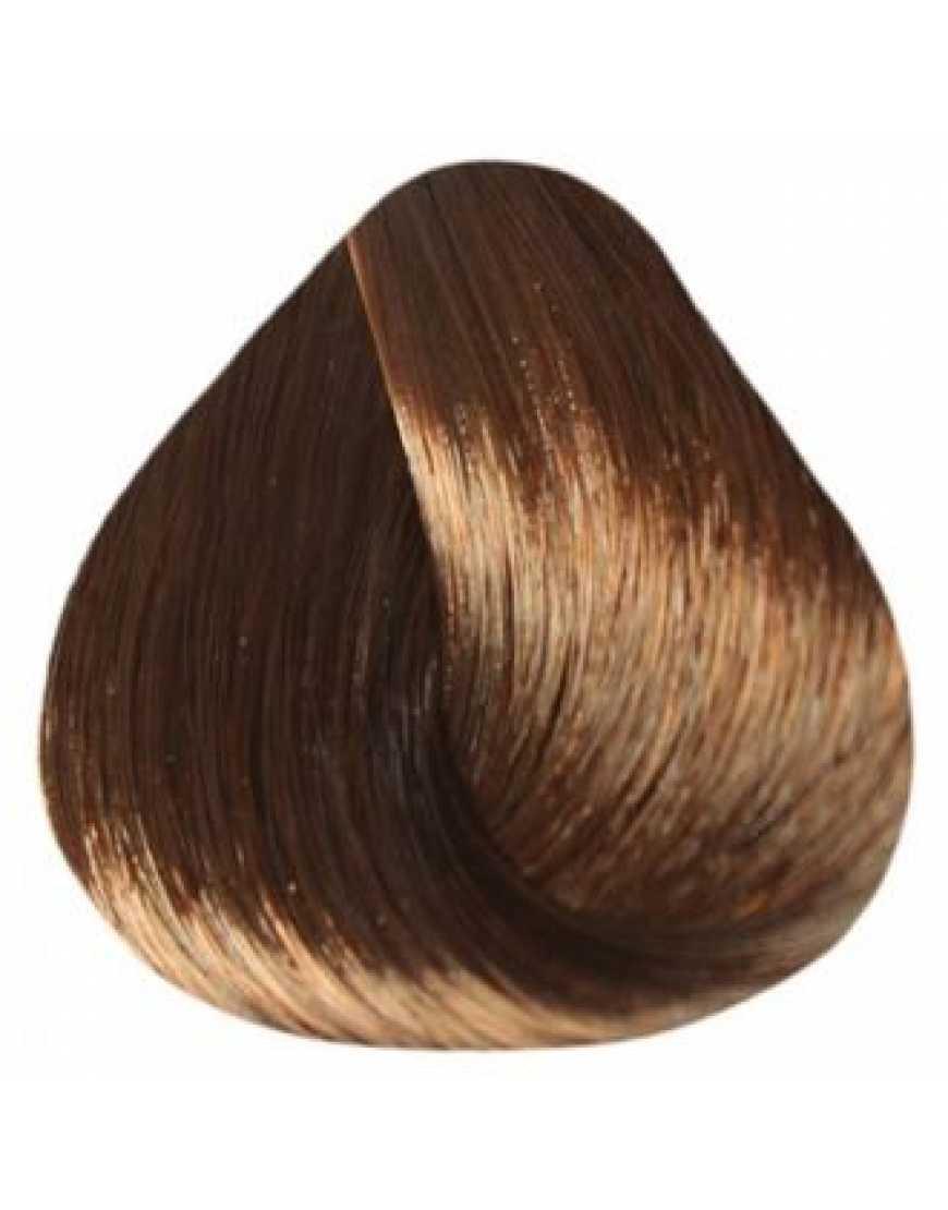 Estel Крем-краска для волос 6/75 DeLux Silver, темно-русый коричнево-красный 60 мл