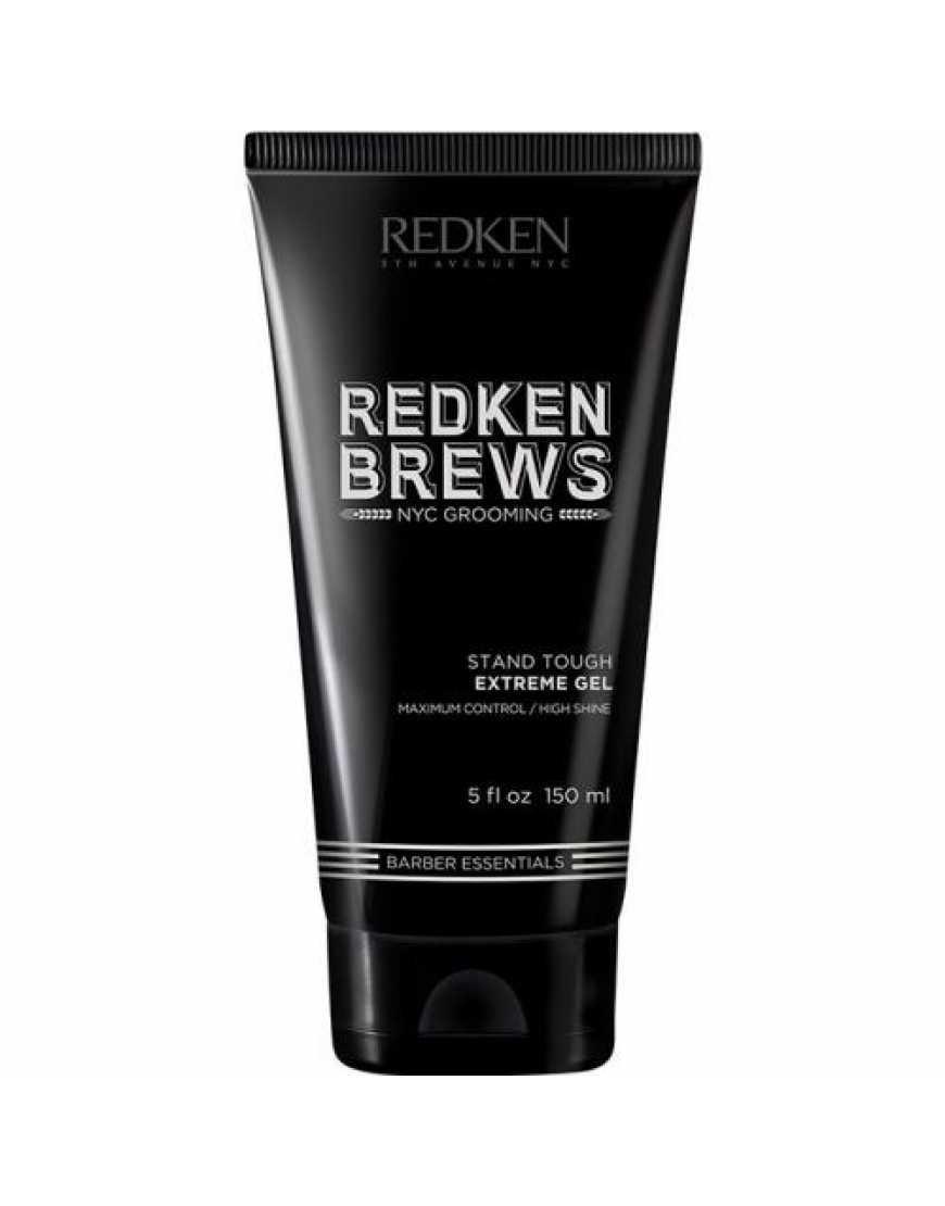 Гель Redken Brews Stand Tough для укладки волос, ультра сильной фиксации, 150 мл