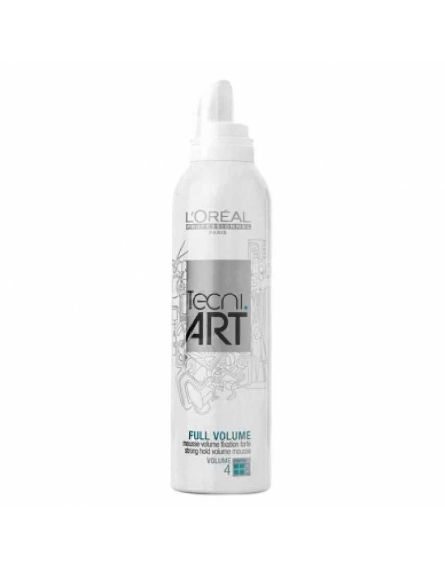 Мусс L'Oreal Professionnel Tecni.Art Full Volume Extra для объема волос, 250 мл