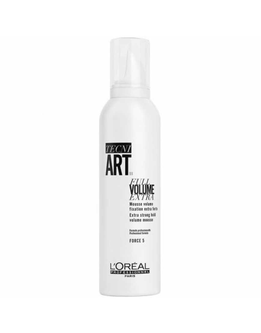 Мусс L'Oreal Professionnel Tecni.Art Volume Extra для объема тонких волос, 250 мл