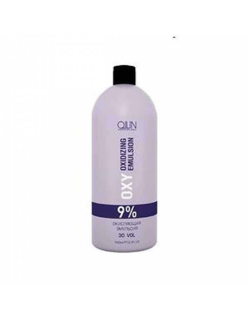 OLLIN PERFORMANCE  Окисляющая эмульсия  OXY 9% 30 VOL, 90 мл