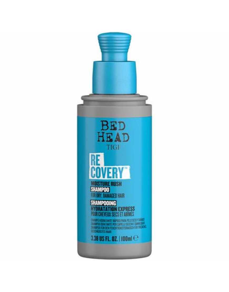 Шампунь увлажняющий TIGI Bed Head Recovery для сухих и поврежденных волос, 100 мл