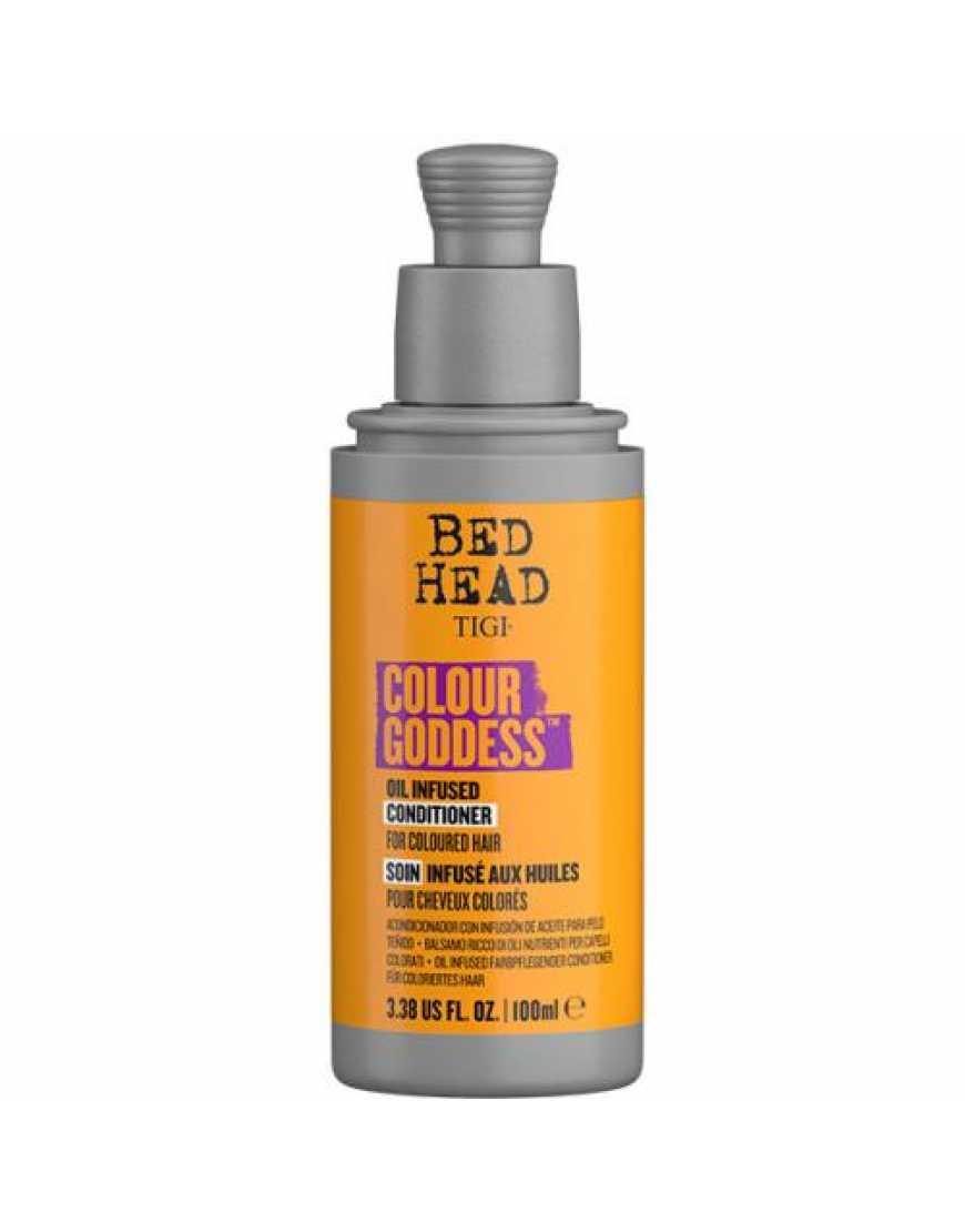 Кондиционер TIGI Bed Head Colour Goddess для окрашенных волос, 100 мл