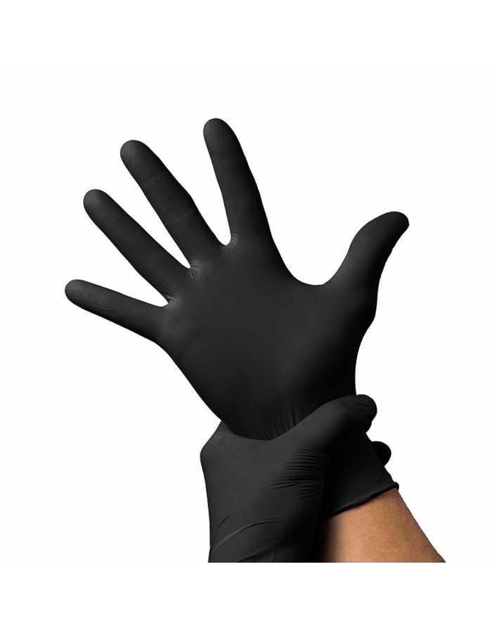 Перчатки нитриловые, XS/S, 1 пара