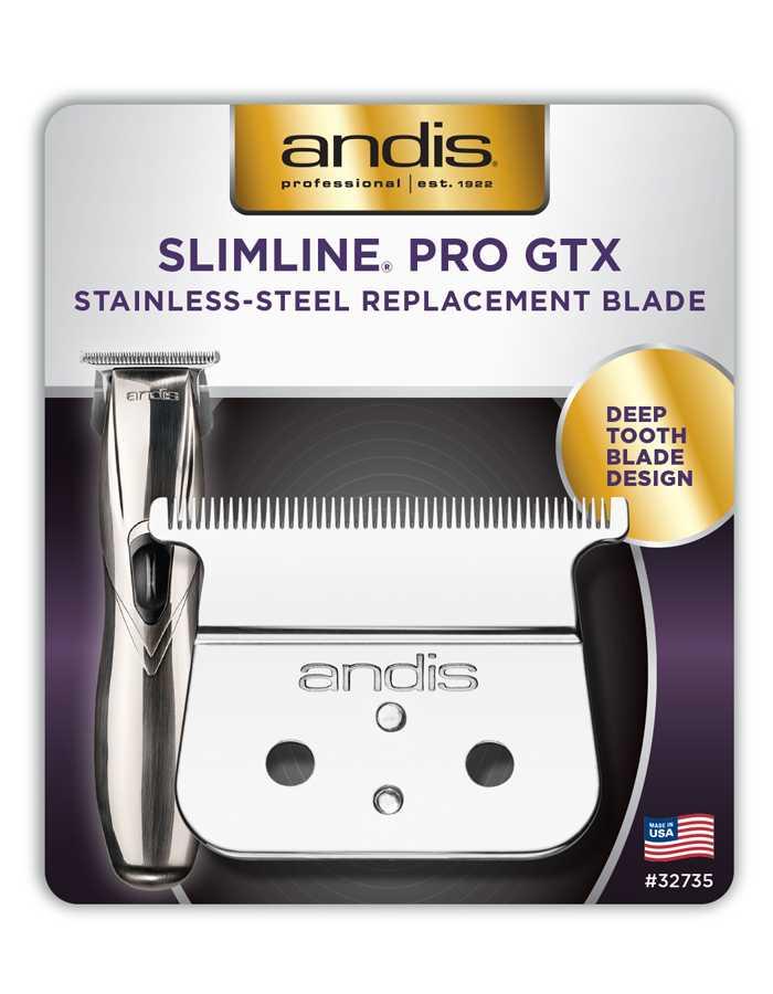 Нож для триммера Andis D-8 широкий 32735, 0,1 мм