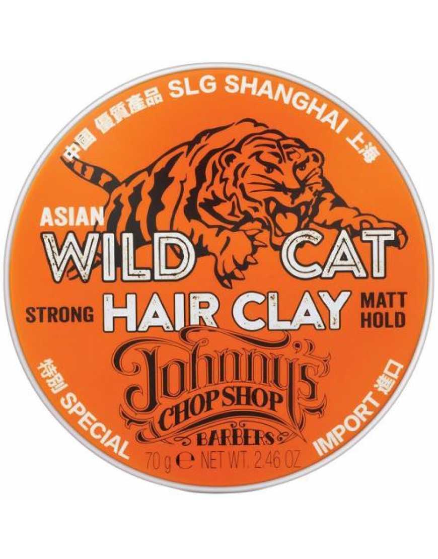 Глина матирующая Johnny's Chop Shop для устойчивой фиксации волос, 70 г