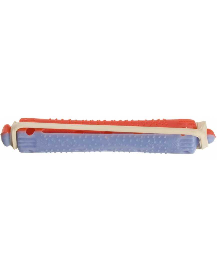 Dewal коклюшки RWL7 красно-голубые короткие 12 шт