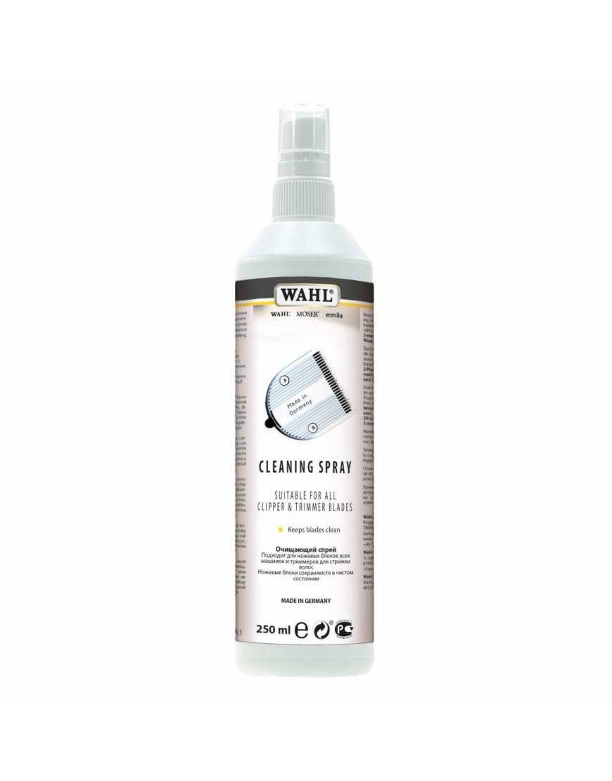Wahl Cleaning spray 4005-7052 Очищающий спрей