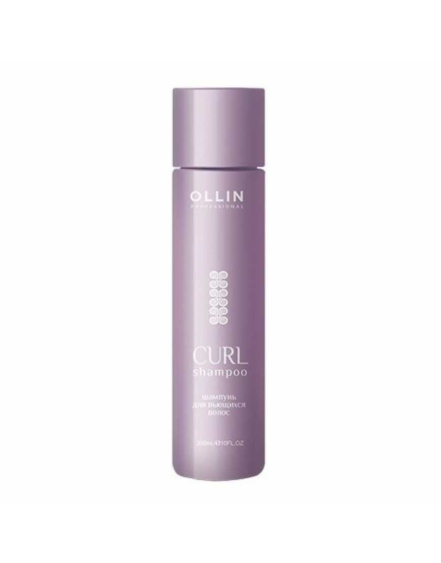 OLLIN CURL Шампунь для вьющихся волос 300 мл