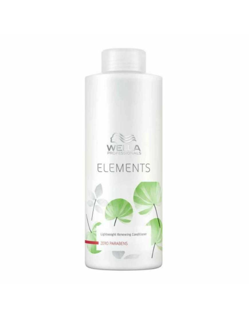 Бальзам легкий обновляющий Wella Professionals Elements для волос, 1000 мл