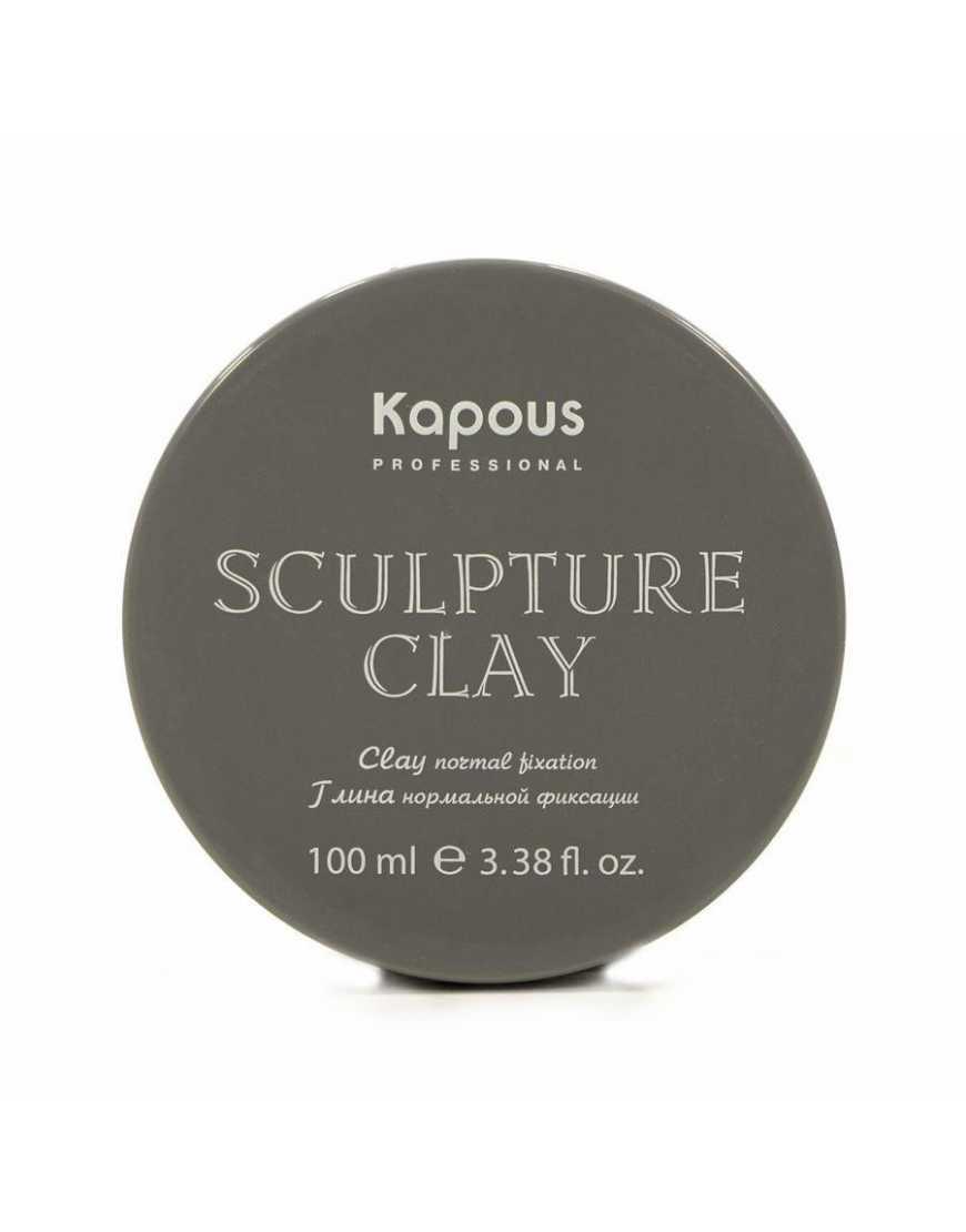 Kapous Professiona Глина для укладки волос нормальной фиксации