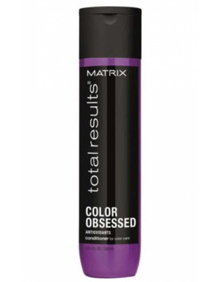 Кондиционер MATRIX Color Obsessed для защиты цвета окрашенных волос, 300 мл