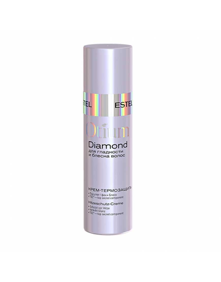 ESTEL Крем-термозащита для волос OTIUM DIAMOND, 100 мл