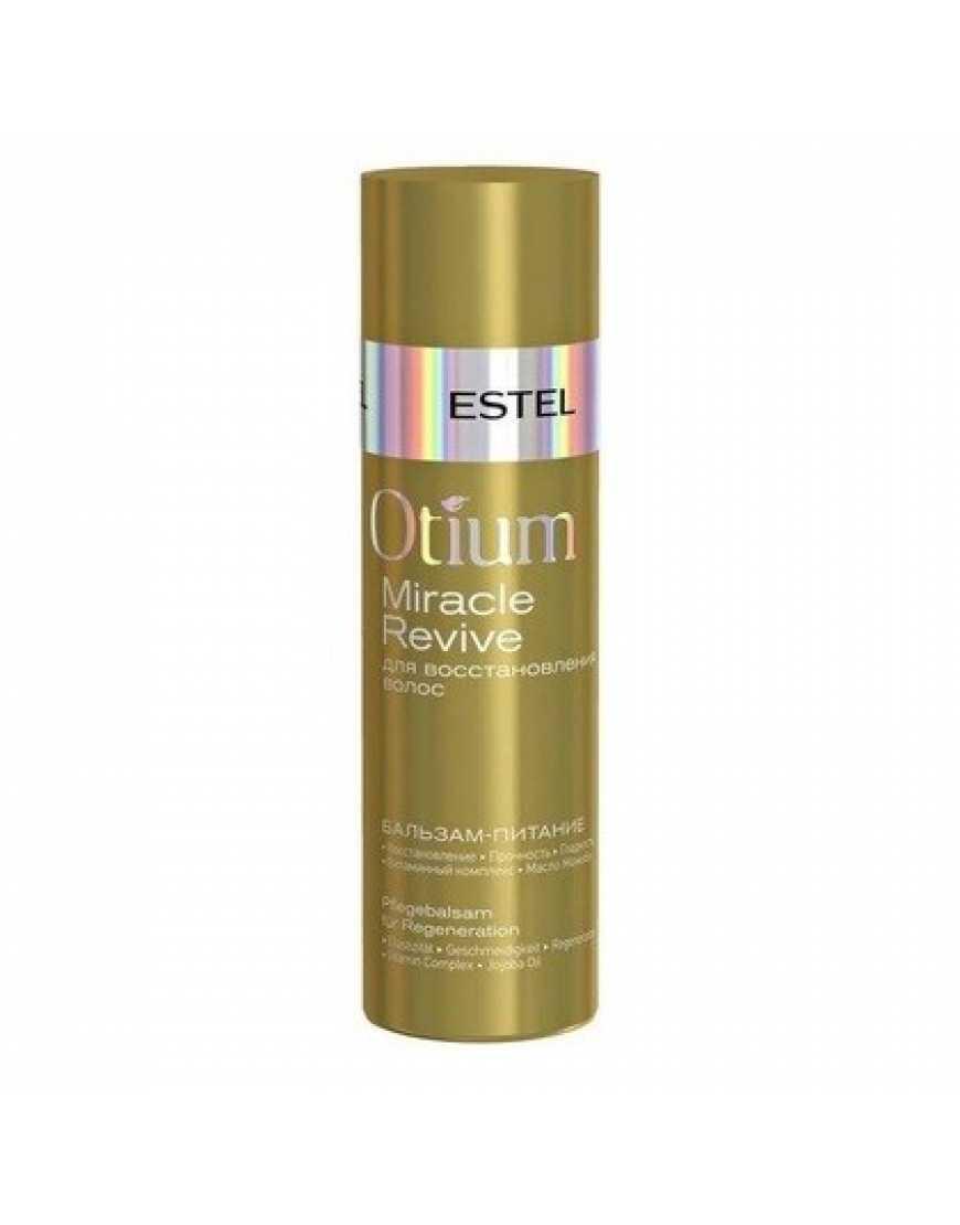 ESTEL Бальзам-питание для восстановления волос OTIUM MIRACLE REVIVE, 200 мл