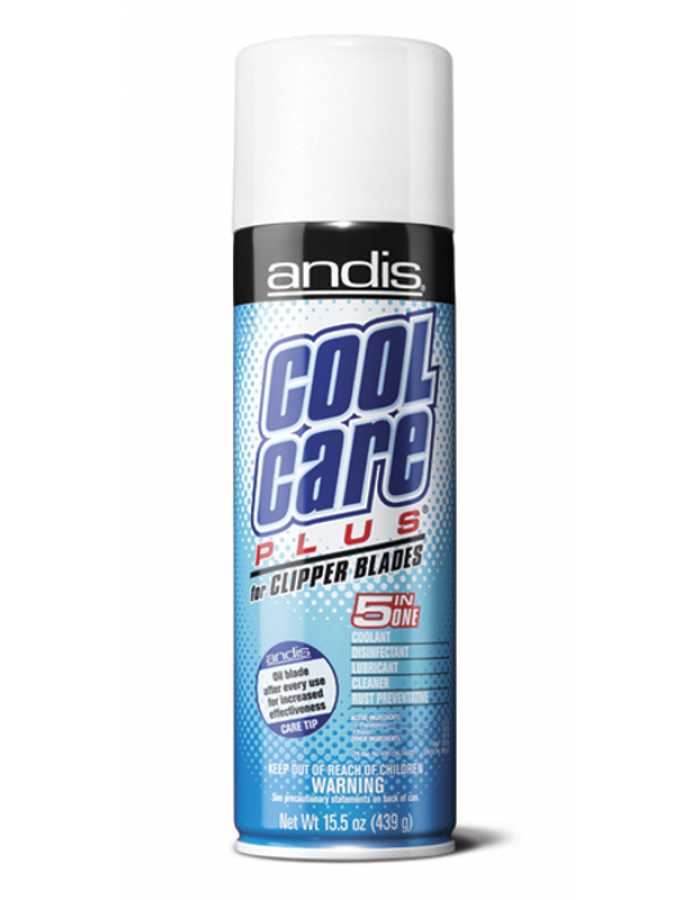 Andis Cool Care Plus Охлаждающий спрей для ножей  460 мл