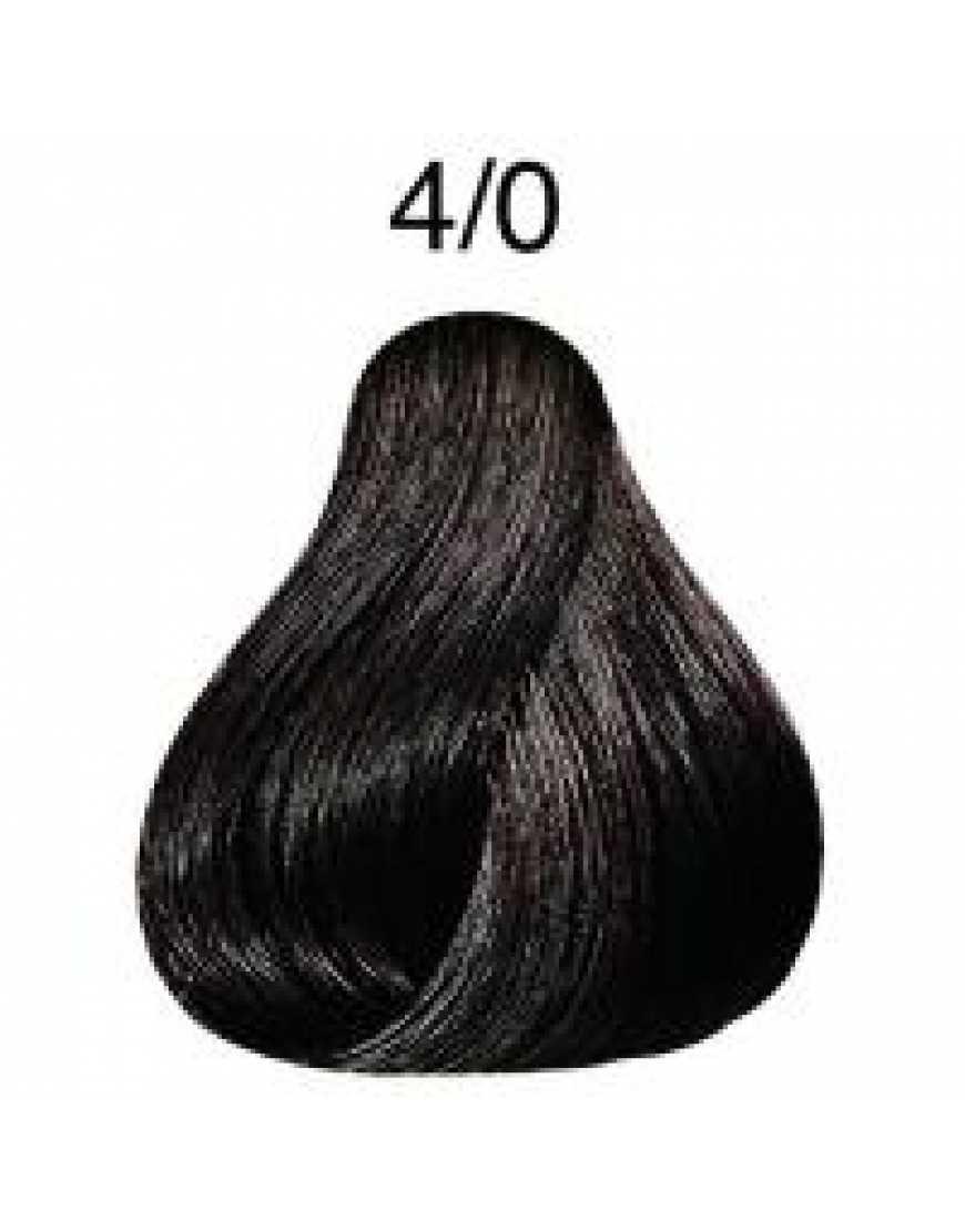 Крем-краска Londa Color интенсивное тонирование для волос, шатен 4/0