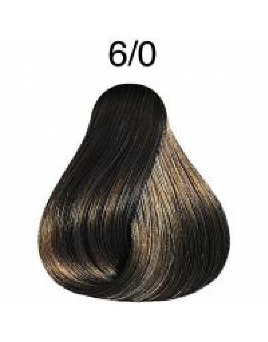 Крем-краска Londa Color интенсивное тонирование для волос, темный блонд 6/0