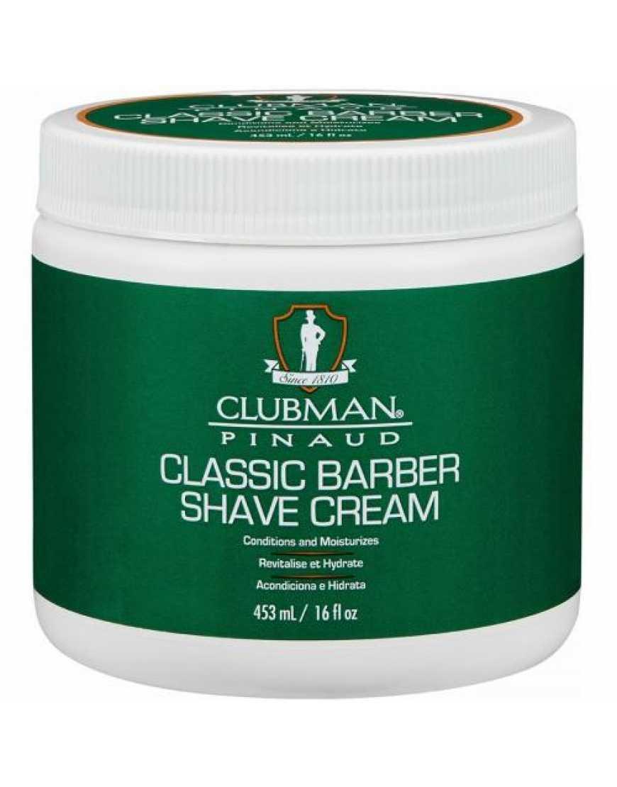 Классический универсальный крем Clubman для бритья 453 мл