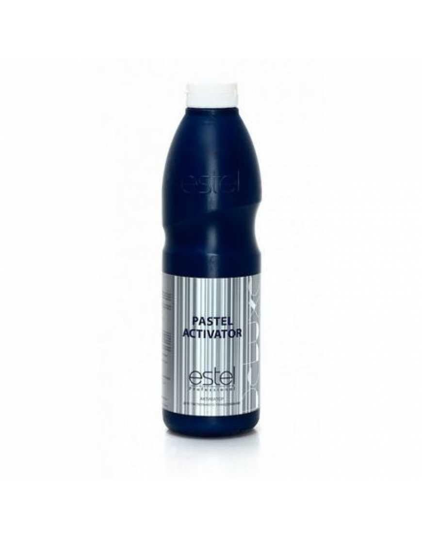 Активатор Estel DE LUXE 1,5% для пастельного тонирования 900 мл
