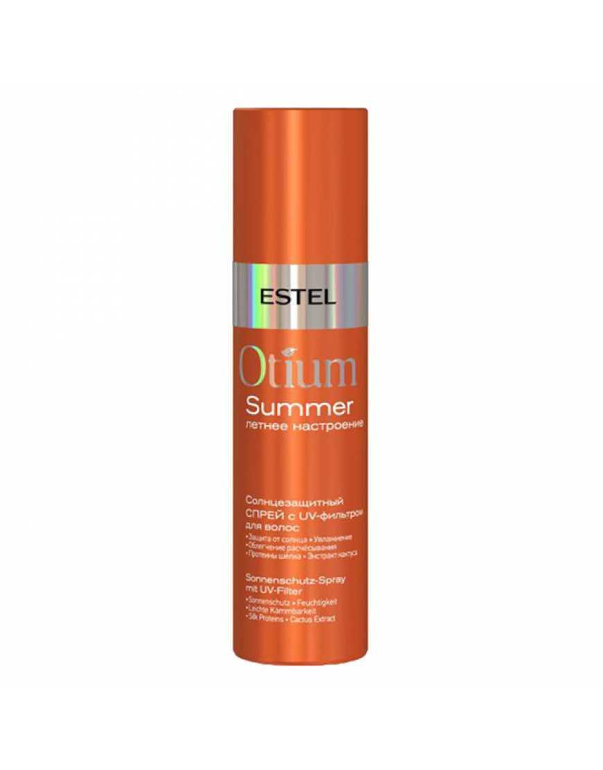 ESTEL Солнцезащитный спрей UV-фильтром для волос OTIUM SUMMER, 200 мл