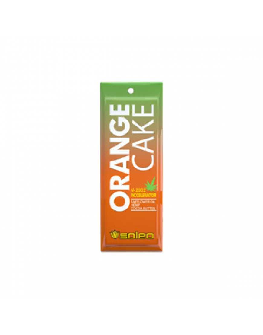 Средство для загара Soleo Basic Orange cake,15 мл